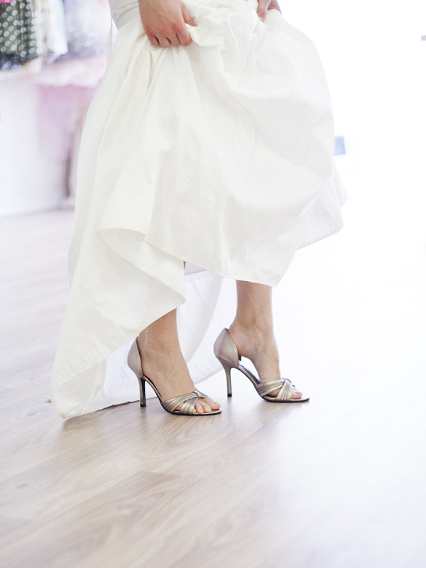 The Handmade Bride Trunk Show with Maureen Patricia Design