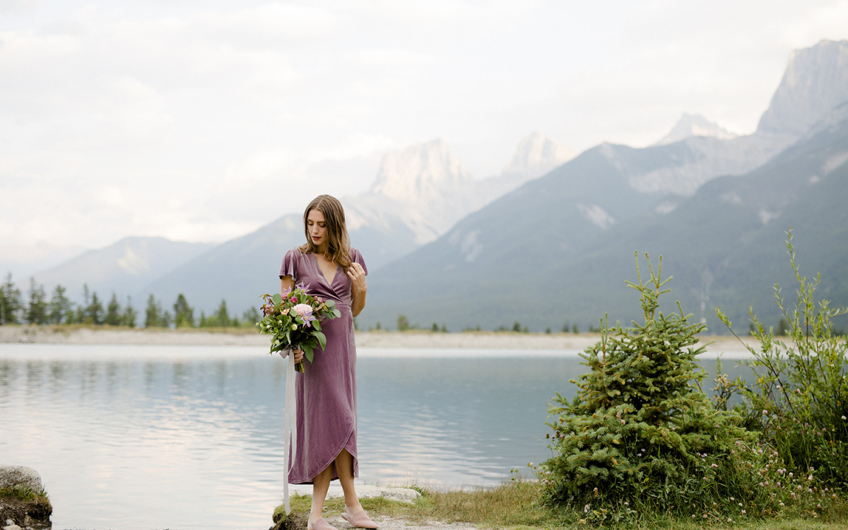 Canmore Inspiration Shoot