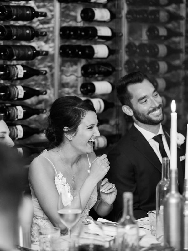 Tim & Rachel's Wedding at Sidedoor Restaurant in Ottawa