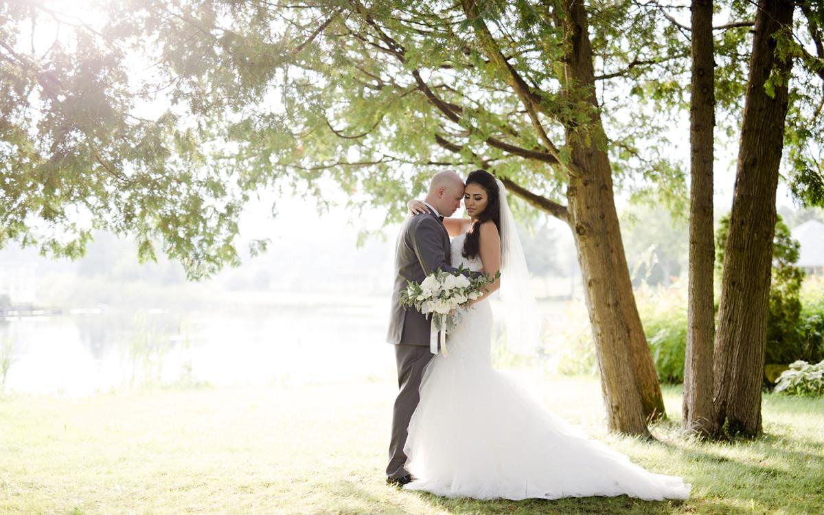 Ghazal & Jeff's Wedding at Orchard View in Ottawa
