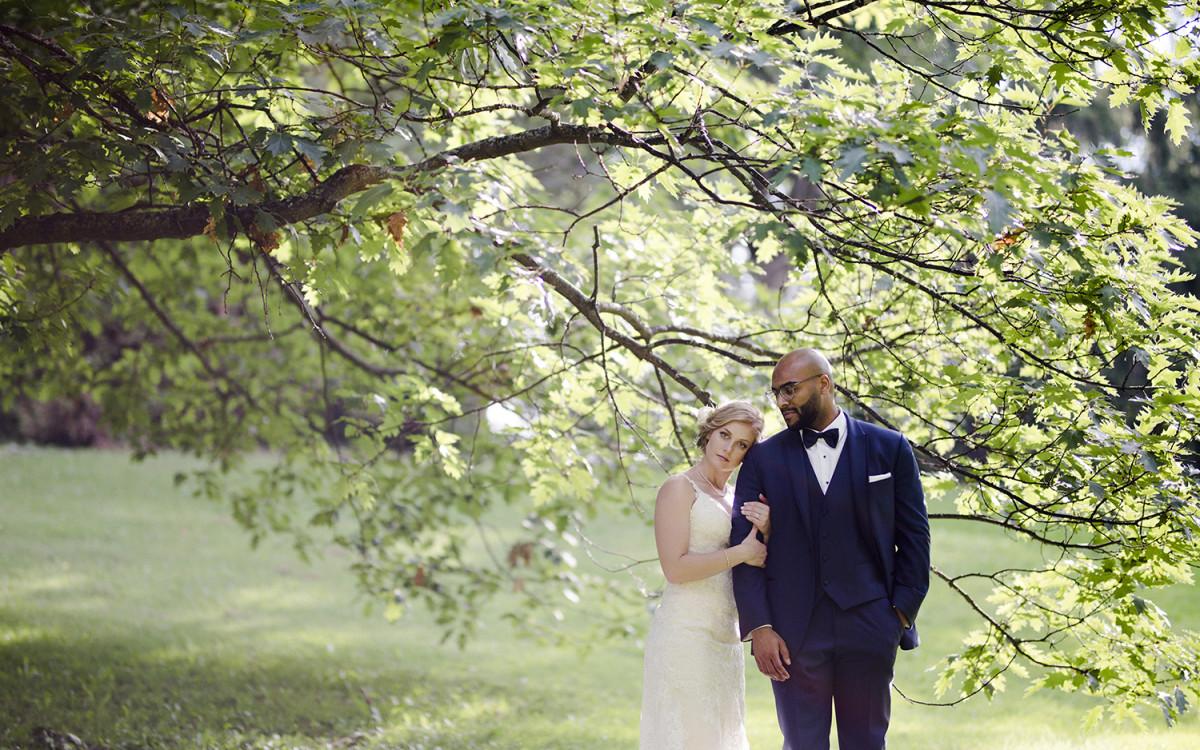 Paisley & Brandon's Wedding at Knox Presbyterian Church and Lago Restaurant in Ottawa
