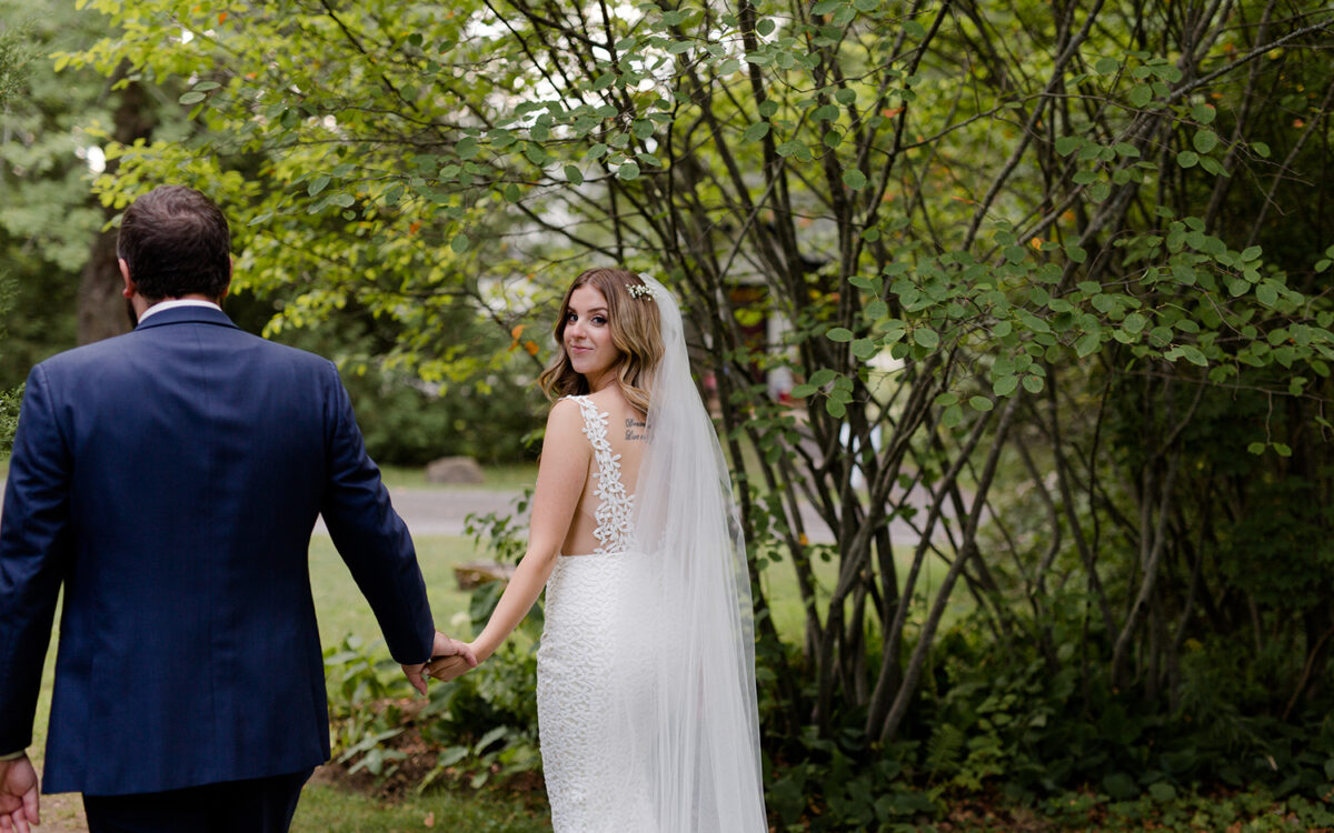 Laura & Rob's Wedding at Strathmere in North Gower, Ontario